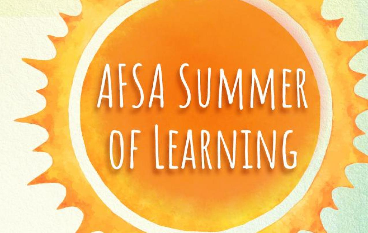 Summer of Learning: Organizing in the Time of COVID